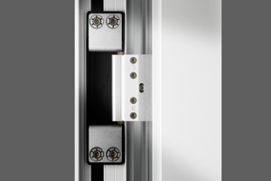 VL-Band AL - CONCEALED HINGE FOR ALUMINIUM DOORS: Dr Hahn
